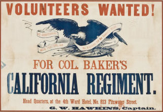 Baker's California Regiment